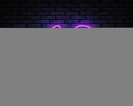 Sweet 16 neon sign vector design template. Happy Birthday neon banner, design element colorful modern design trend, night bright advertising, bright sign. Vector illustration Illusztráció