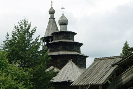old church: old Church-a Church built of wood without a single nail, the Russian village
