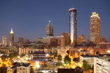 Downtown Atlanta photo