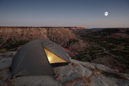 Camping at the Canyon photo