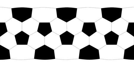 Texture soccer ball.