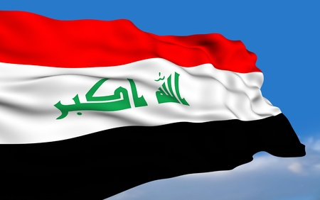 iraqi: Iraqi Flag
