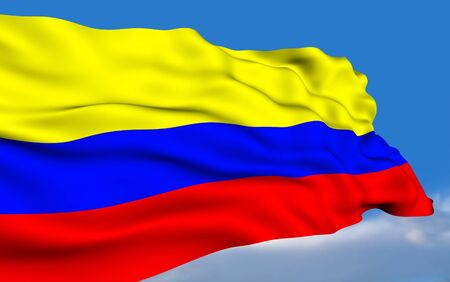 colombian flag: Colombian Flag