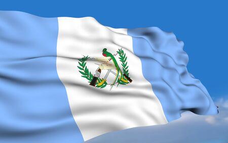 guatemalan: Guatemalan flag