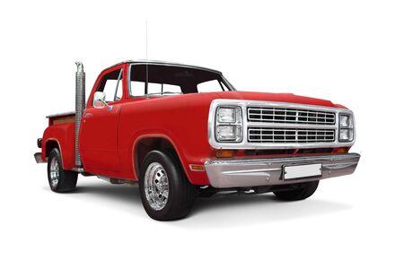 '79 Dodge Adventurer 150 isolated on white.