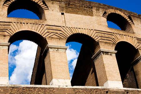 Colosseum, greatest amphitheatre in Rome, Italy Stock Photo - 3700046