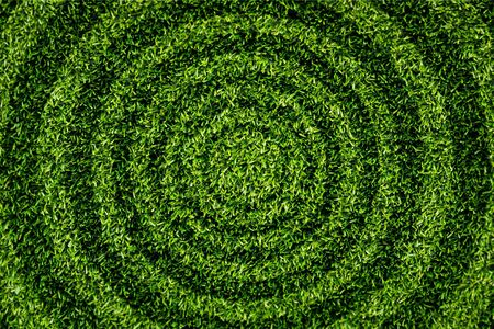 Grass Circular pattern