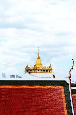Golden Mount and Wat Saket