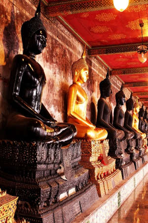 Picture of Buddha statue