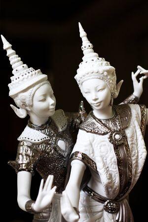 Thai Puppet Stock Photo