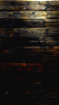 Wooden wallpaper