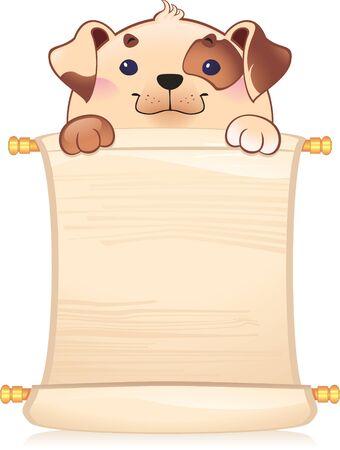 shui: Cane con scorrimento