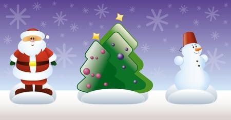 New Year toys  Illustration