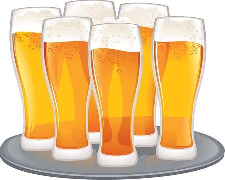 alehouse: Beer goblets