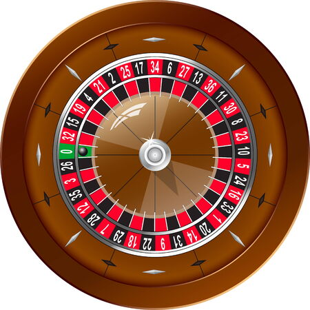 Roulette for online casino