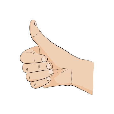 handsign: Hand-sign language. ok.sign. Thumb.