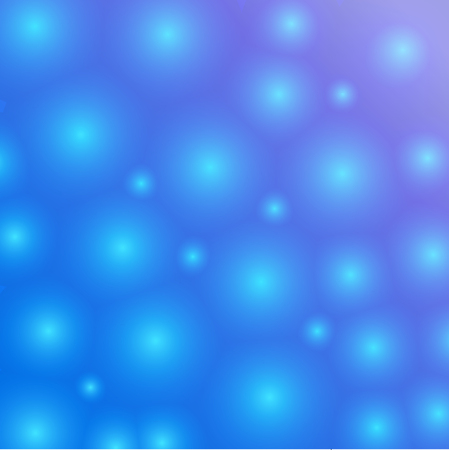 Blue Molecules gradient-Abstract background Illustration, medical or scientific background for banner or flyer, vector illustration.