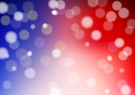 Abstract vector background, Defocused bokeh on blurry background. illustration Ilustrace