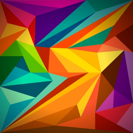 Stylized Vector Background Vector