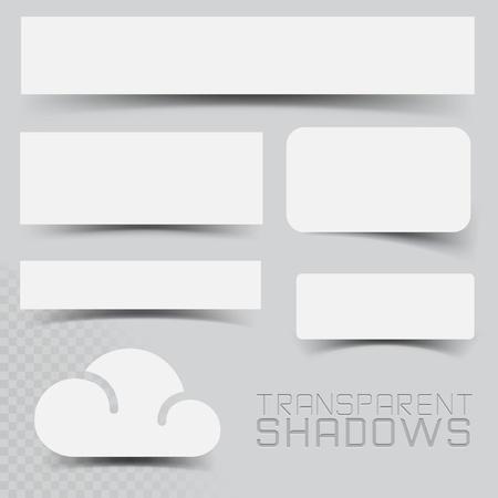 sombras: Efeitos de Sombra