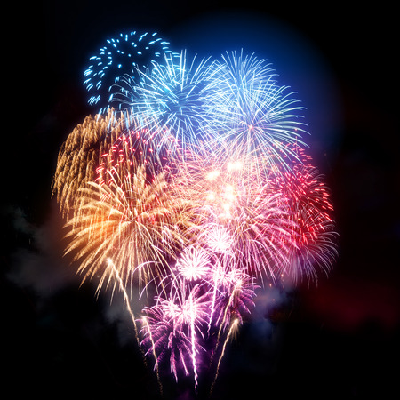 A large fireworks display for all types of celebrations! photo