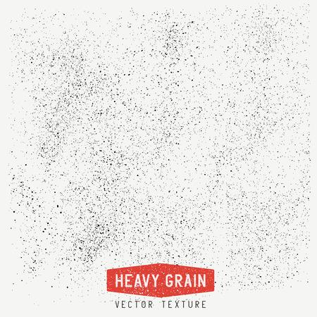Heavy Grain Texture. Grain texture background.