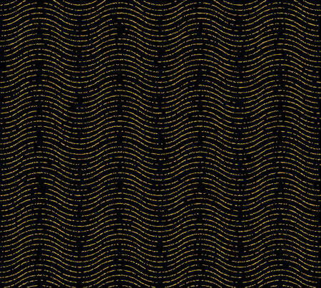 rough: Texture Wave Seamless Pattern. Repeating wave vector illustration background.