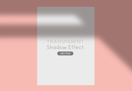 A vector shadow silhouette background effect.
