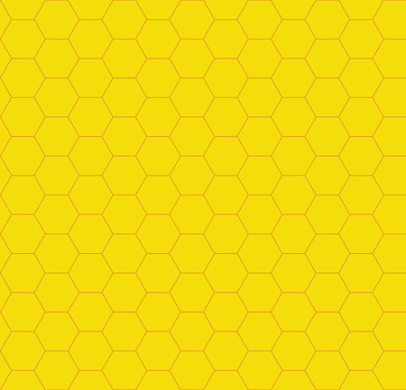 business continuity: Honeycomb background seamless Stock Photo