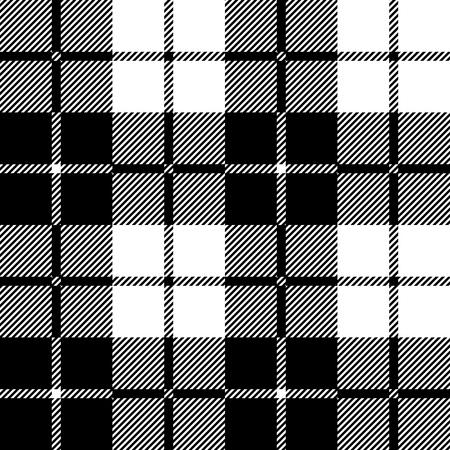 tartan plaid seamless pattern vector illustration
