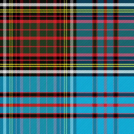 clan: Tartan Clan Anderson vector illustration