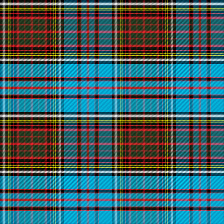clan: Tartan Clan Anderson seamless pattern vector illustration
