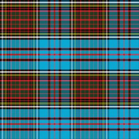 clan: Tartan Clan Anderson seamless pattern vector illustration