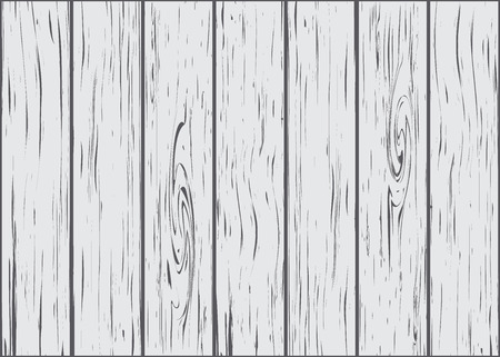 plywood: wooden texture from boards vector illustration Illustration