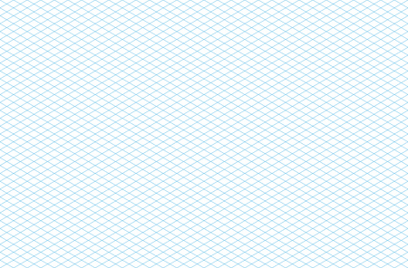 parallelepiped: Template Seamless Isometric Grid Pattern Illustration