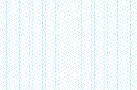 template isometric grid seamless pattern, vector illustration, EPS 10