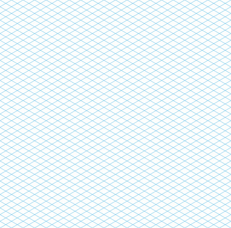 grid pattern: Empty Seamless Isometric Grid Pattern Illustration