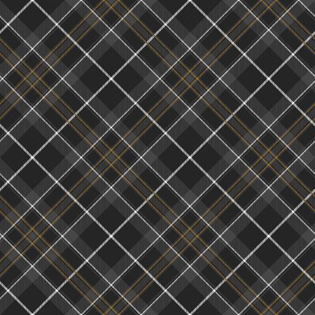 irish pride: Pride of scotland hunting tartan diagonal seamless background