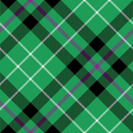 patterning: hibernian fc tartan fabric texture diagonal pattern seamless.Vector illustration. EPS 10. No transparency. No gradients.