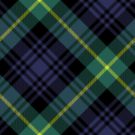 patterning: gordon tartan fabric texture check pattern seamless.Vector illustration. EPS 10. No transparency. No gradients.