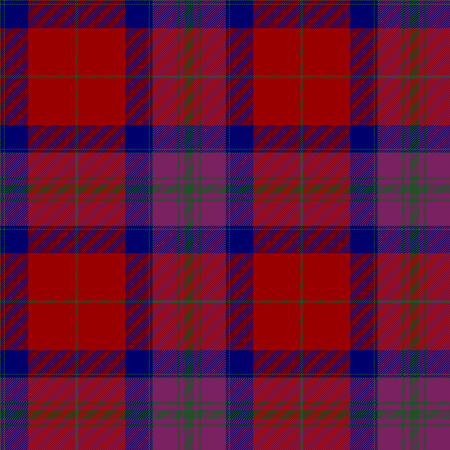 irish pride: Pride of scotland autumn tartan texture seamless background .Vector illustration. EPS 10. No transparency. No gradients.