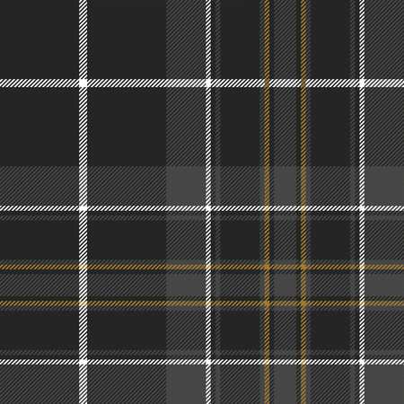 Pride of scotland hunting tartan fabric texture seamless pattern .Vector illustration. EPS 10. No transparency. No gradients.