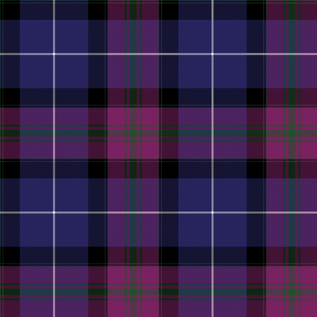 irish pride: Pride of scotland tartan fabric texture pattern seamless.Vector illustration. EPS 10. No transparency. No gradients.