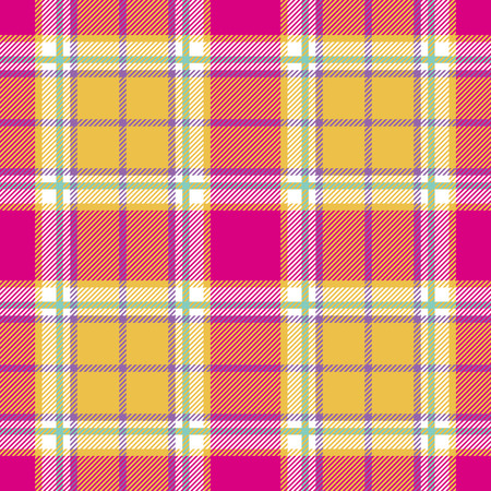 Madras: plaid indian madras fabric texture seamless pattern.