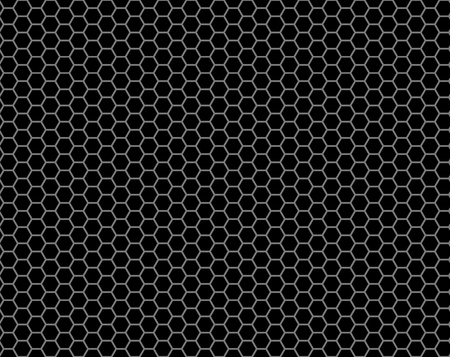 grid pattern: grid honeycomb seamless pattern. Illustration