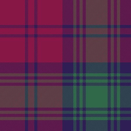 lindsay: Lindsay tartan fabric textile check pattern seamless. Illustration
