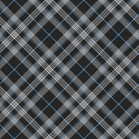 platinum: Pride of scotland platinum kilt tartan diagonal seamless background.