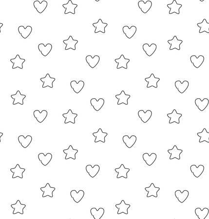 favorite: Favorite seamless pattern.