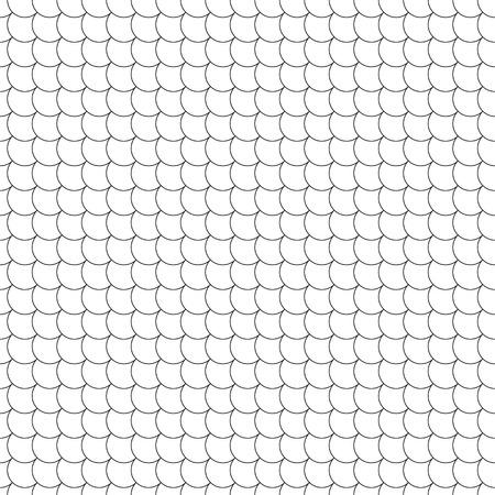 escamas de peces: sin patrón diagonal escamas de pescado.