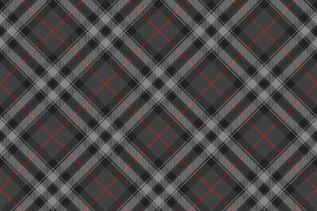 diagonal: Silver tartan diagonal texture seamless pattern .